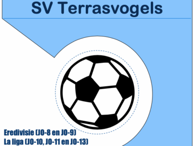 Lockdown cup Terrasvogels